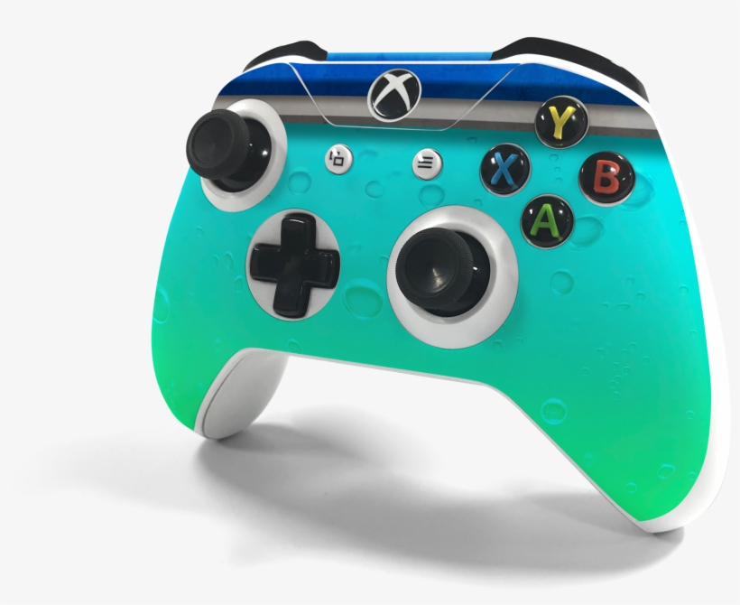 Xbox One S Chug Jug Decal Kit - Microsoft Xbox One Wireless Controller, transparent png #3199953