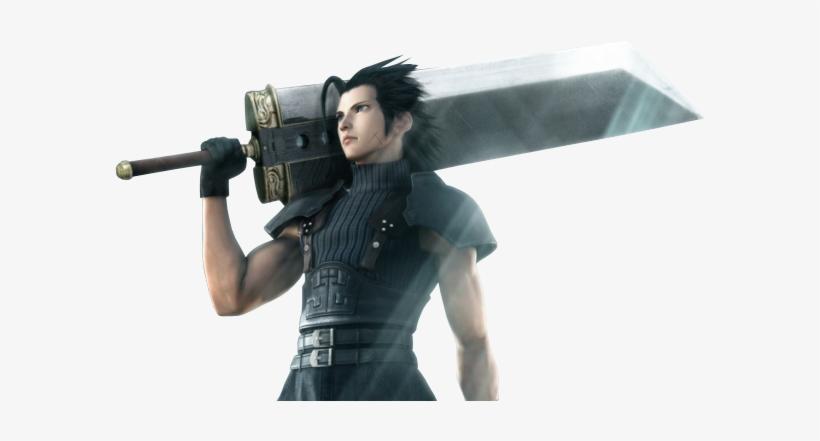 I Mean Zack, From Final Fantasy Vii - Zack Final Fantasy Png, transparent png #321227