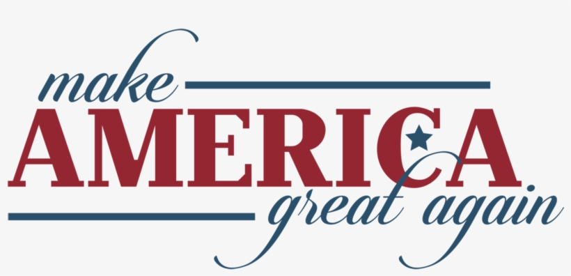 Image Freeuse Download A Simple Way To Help - Vote Make America Great Again, transparent png #321637