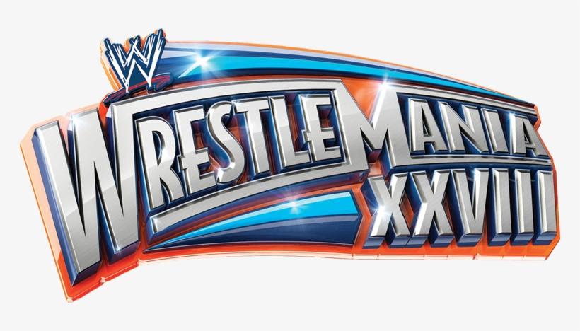 Wwe Champions, Sasha Bank, Wrestlemania Logo, Wwe Superstars, - Wwe Wrestlemania 28 Logo, transparent png #322250