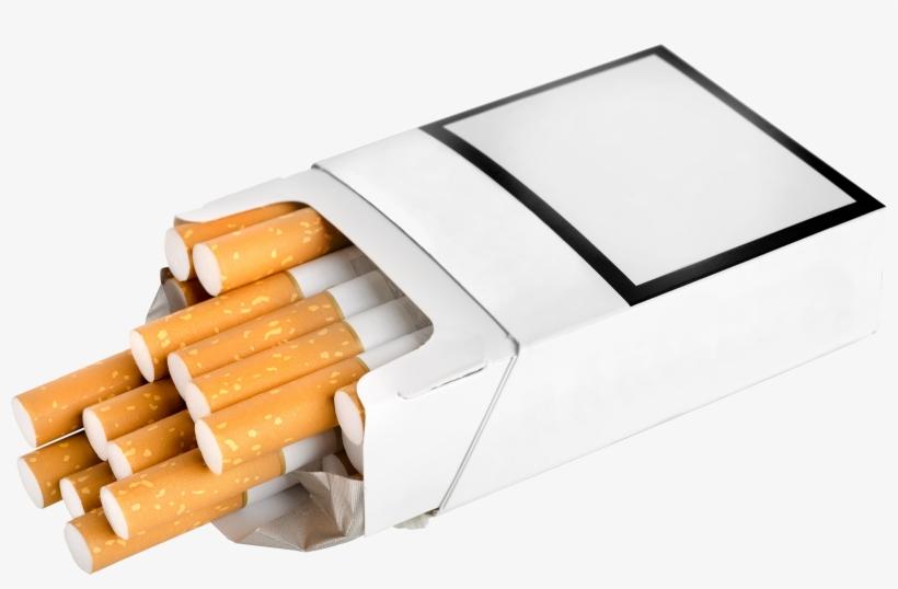 Smoking Image Download Transparent Background Cigarette - Pack Of Cigarettes Png, transparent png #324911