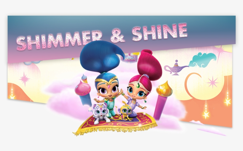Shimmer & Shine Titelbild - Shimmer And Shine: What's Your Wish?: Book, transparent png #325572
