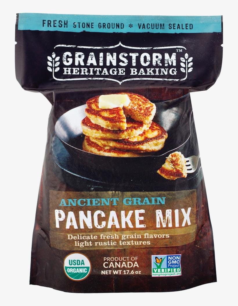 Ancient Grain Pancake Mix - Stone Ground Pancake Mix, transparent png #326108