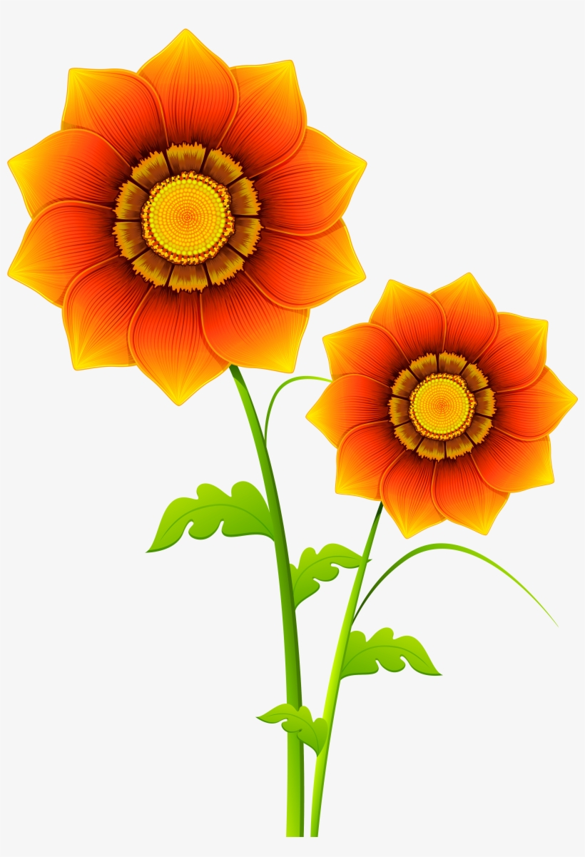 Realistic Flower Clip Art, transparent png #326821