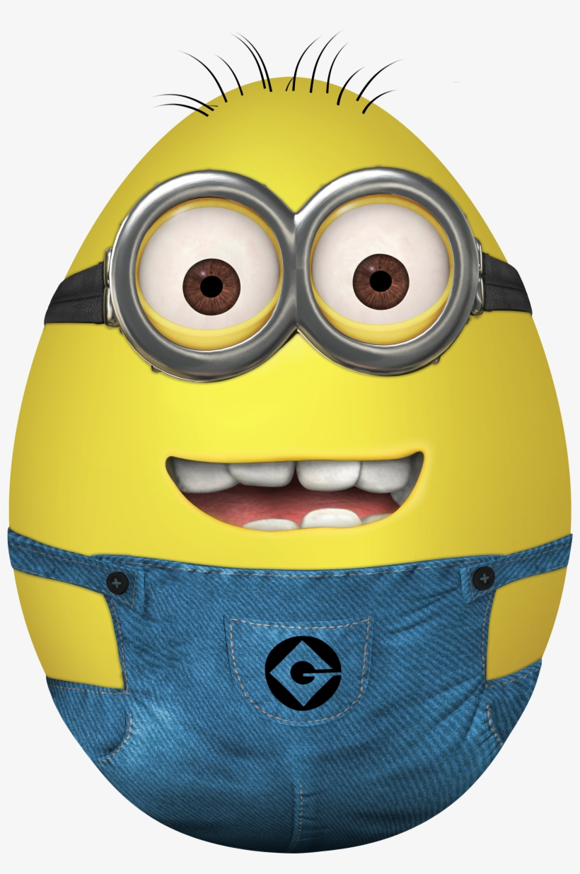 Minions Bob The Film Humour Easter Egg - Minions Easter Eggs, transparent png #328184