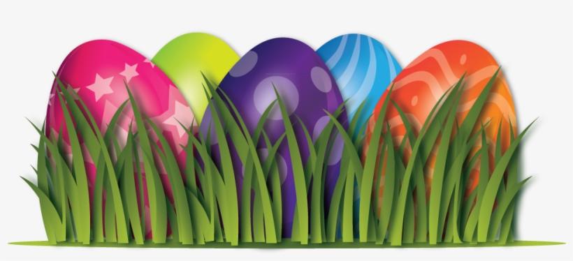 Easter Egg Border Png - Easter Eggs Transparent Background, transparent png #328559