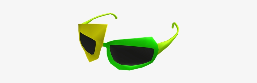 8cfb15e594 Neon 80s Shades - Neon 80s Shades Roblox - Free Transparent PNG ...