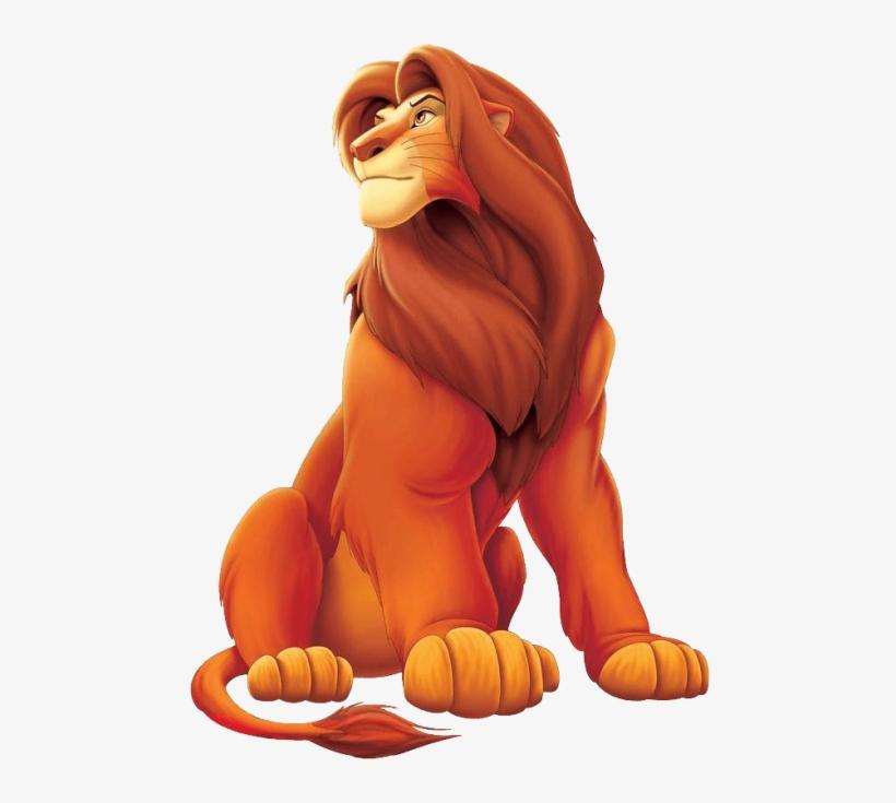Free Png Lion King Png Images Transparent - Lion King, transparent png #329554