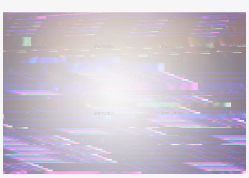 Glitch Transparent Texture Free - Vhs Glitch Transparent
