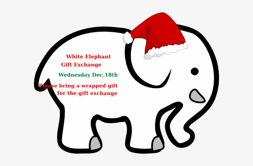 77ab242b918f Ivory Ella Christmas Elephant - Free Transparent PNG Download - PNGkey