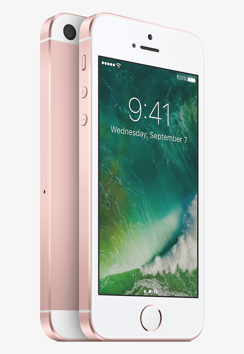 This Product Is No Longer Available Iphone Se 32gb - Apple Iphone Se 32gb Gold, transparent png #3200989