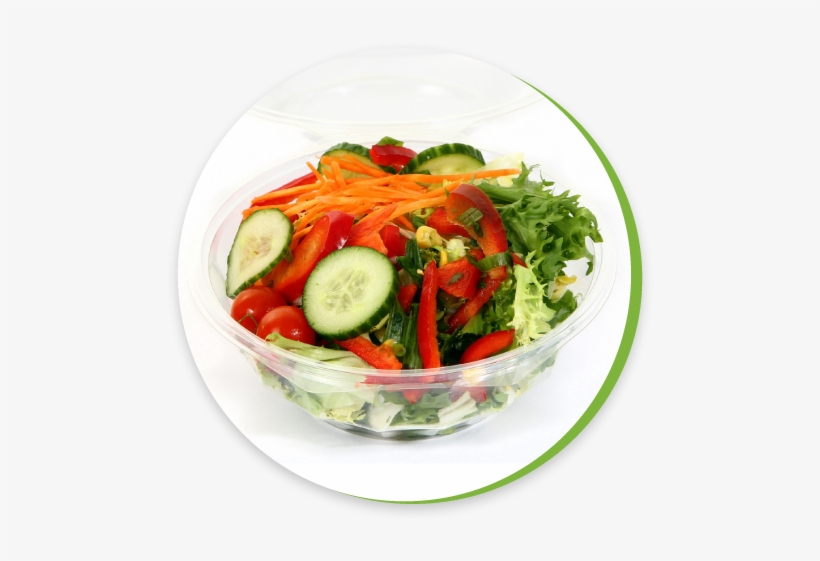 About - Garden Salad Bowl, transparent png #3201232