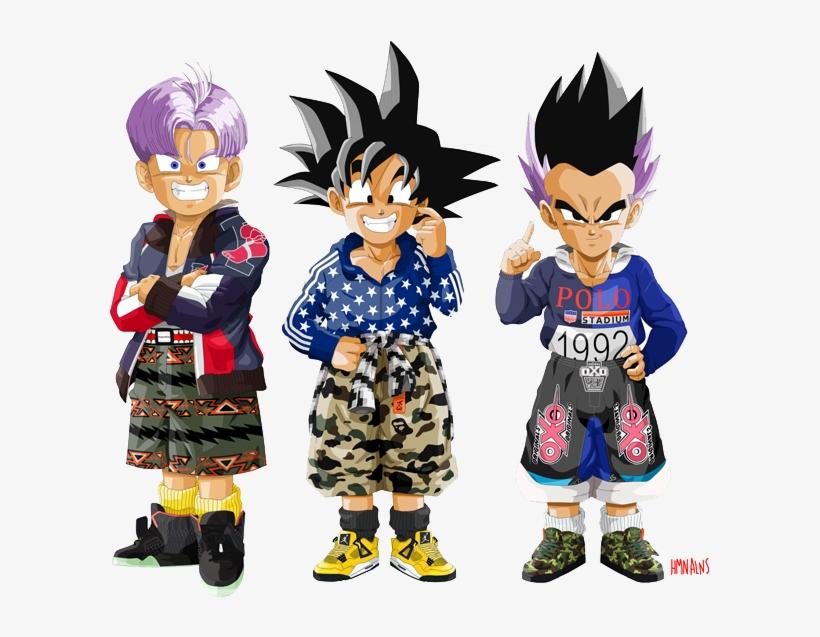 Dragon Ball Z X Hmn Alns - Dragon Ball Z Hmn Alns, transparent png #3202446