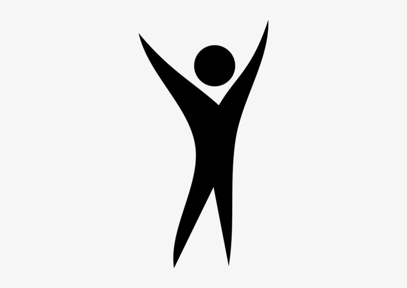 14929 Free Running Man Vector Icon Public Domain Vectors