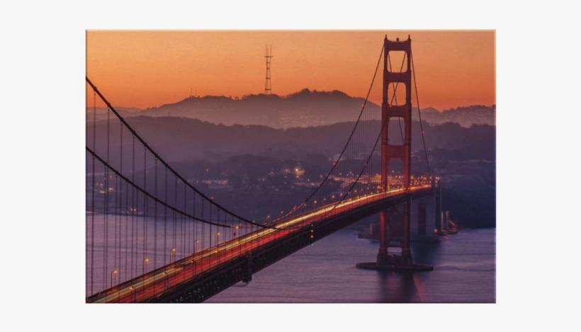 Golden Gate Bridge - Ultimate San Francisco Golden Gate District Travel, transparent png #3208322