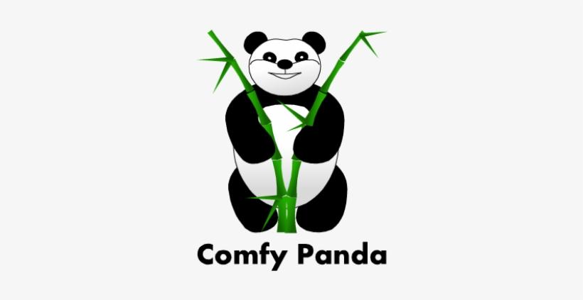 Contest Comfy Panda - Design, transparent png #3211434