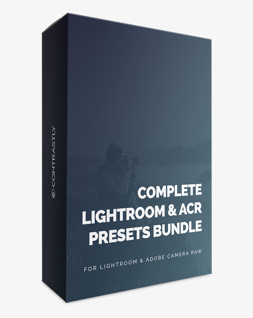The Complete Lightroom & Acr Presets Bundle - Adobe Camera