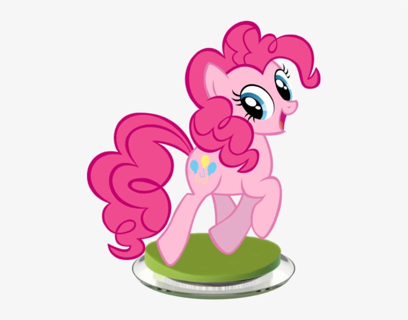 Hakunamatata15, Crossover, Disney Infinity, Pinkie - Pinky Pie My Little Pony, transparent png #3214496