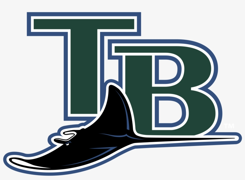Tampa Bay Devil Rays Logo Png Transparent - Tampa Bay Rays Old Logo, transparent png #3219404