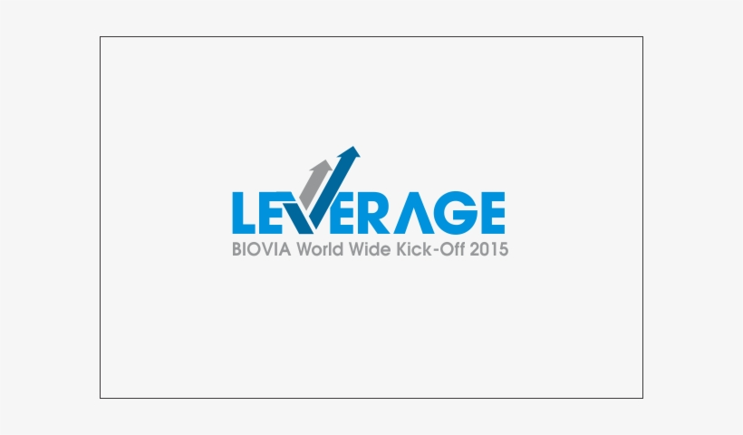 Biovia World Wide Kick-off 2015 By Rays - Graphic Design, transparent png #3219788