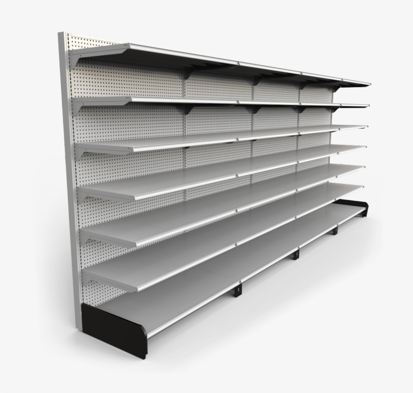 S Series » Wall Store Shelves - Shelves For Store Png, transparent png #3220540