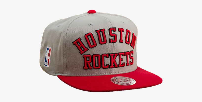 Mitchell & Ness Nba Houston Rockets Wordmark Jersey - Mitchell & Ness Nostalgia Co., transparent png #3220626