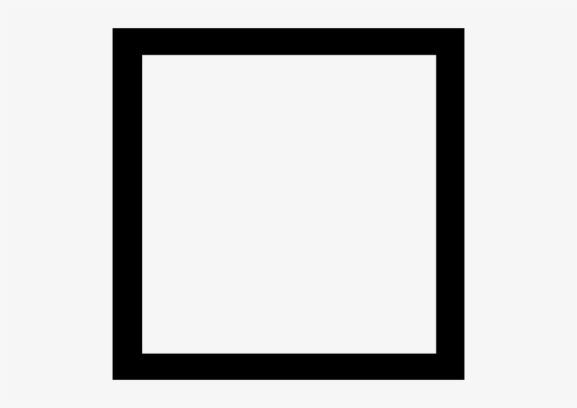 Marca Da Rerthy - Black Frame For Certificate, transparent png #3221059