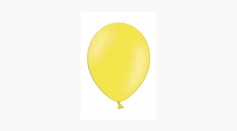 Lemon Yellow Balloons - Tennis Ball Free Vector, transparent png #3227225