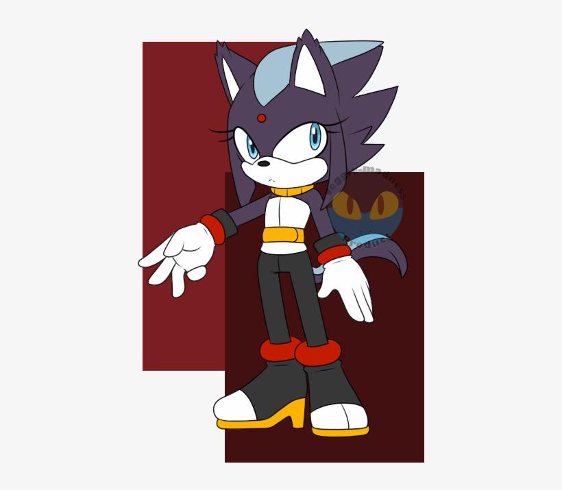 Pyro The Cat - Blaze The Cat Au, transparent png #3230791