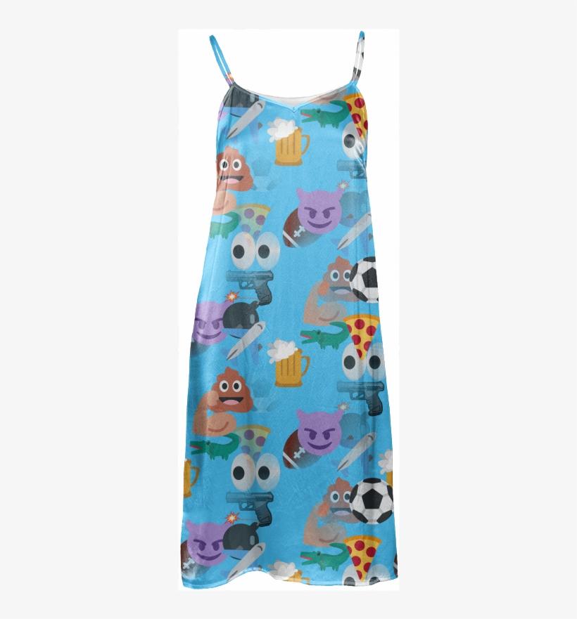 Latest Bomb-emoji Designs - Blue Boy Emoji Shower Curtain, transparent png #3231989