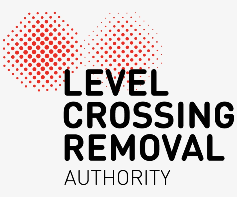 Level Crossing Removal Authority - Level Crossing Removal Logo, transparent png #3233541