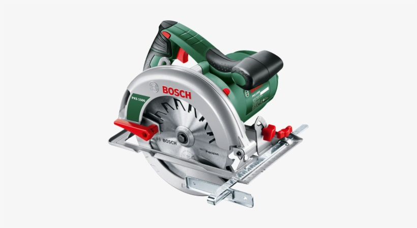 Hand-held Circular Saw Pks - Bosch, transparent png #3235524