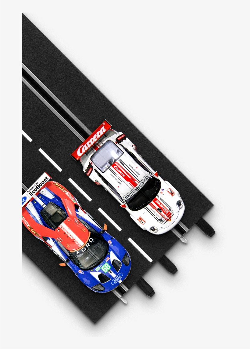Car Racing Tracks And Remote-controlled Cars From Carrera - Carrera Car Racing, transparent png #3237310