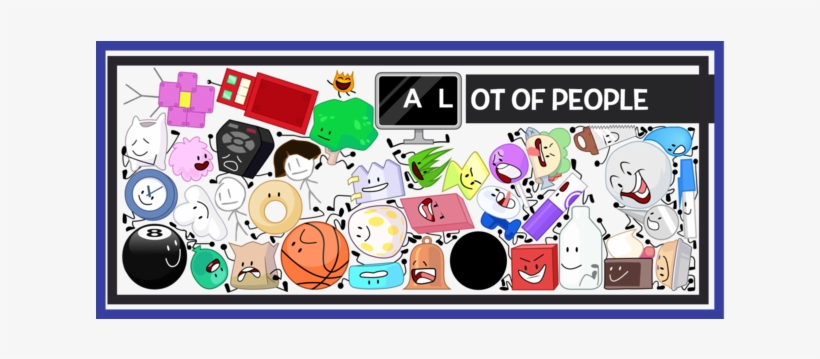Alot Of People - Lot Of People Idfb, transparent png #3240557
