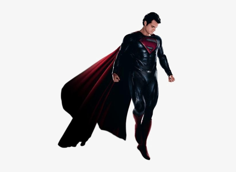 Henry Cavill Man Of Steel Superman Png High-quality - Superman Henry Cavill Flying, transparent png #3241253