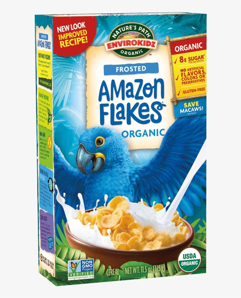 Envirokidz Organic Corn Puffs Gorilla Munch Cereal, transparent png #3244018
