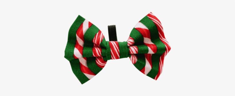 Salt Dog Studios Ye Olde Sweet Shop Christmas Bow Tie - Christmas Day, transparent png #3247088