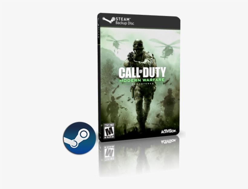 Ps4 Call Of Duty:modern Warfare Remastered (new), transparent png #3249623