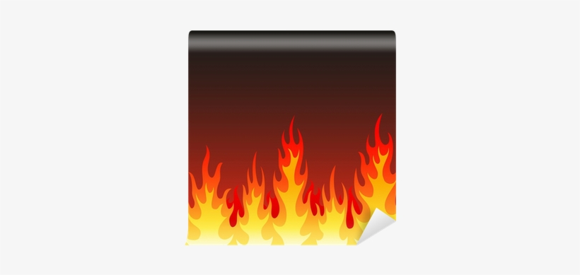Vector Fire Flames Background, transparent png #3249624