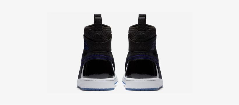 Jordan 1 Space Jam Published November 25 2016 Style - Air Jordan 1 Retro Ultra High Men's Shoe, transparent png #3251170