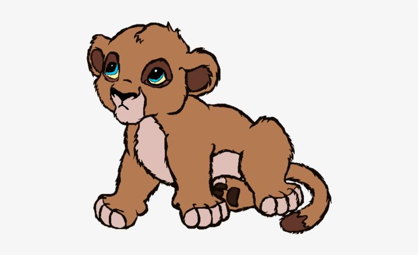The Lion King Fanon Wiki, The Free Online Lion King - Brown Lion Cub
