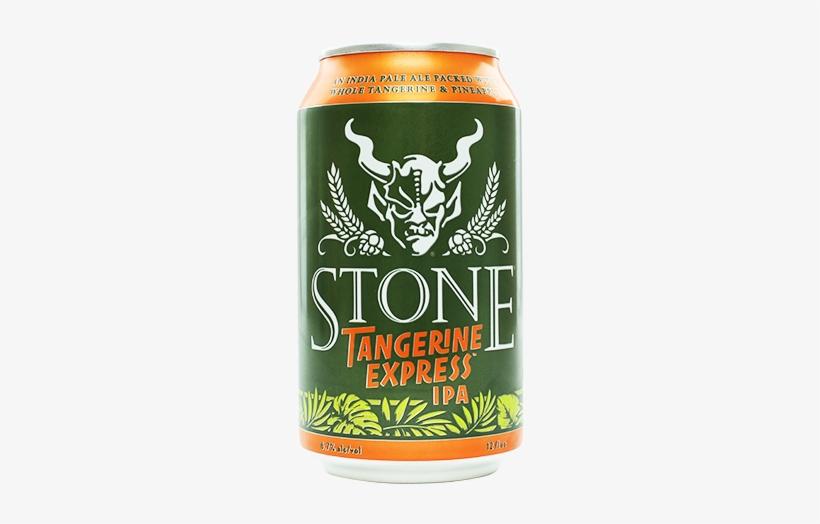 Stone Tangerine Express Ipa, transparent png #3252545