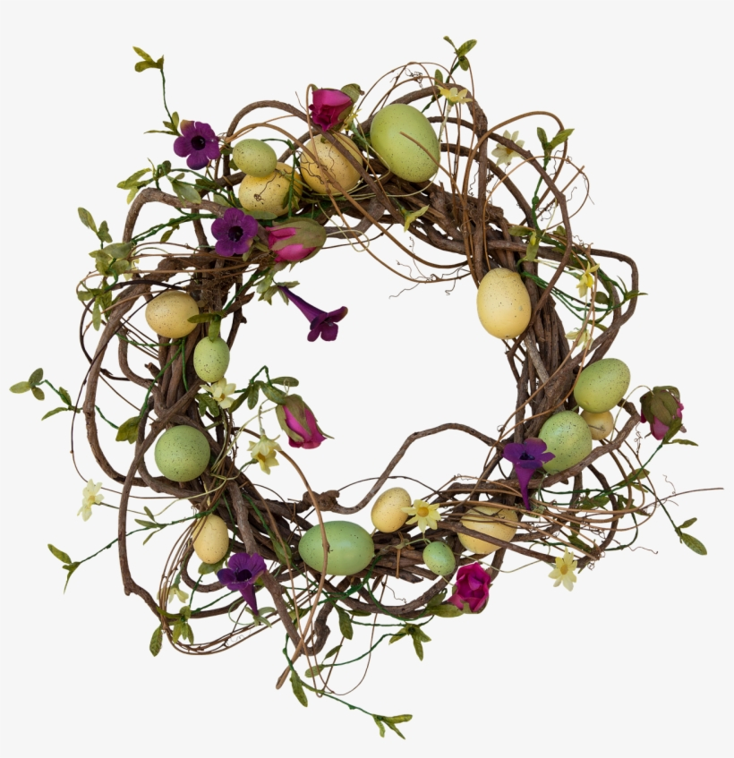 A Wreath Can Be For Far More Than A Bit Of Festive - Free Photo Frame Transparent Round Blue Wreath Designs, transparent png #3253425