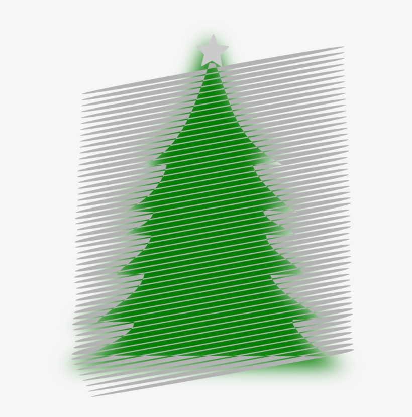 Fir Christmas Tree Spruce Christmas Ornament Green - Christmas Tree, transparent png #3260822