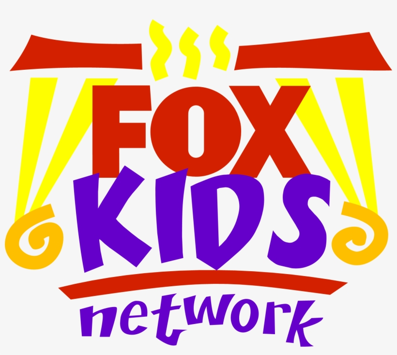 This Logo Incorporates The Main Fox Network Logo, And - Fox Kids Logo, transparent png #3265280