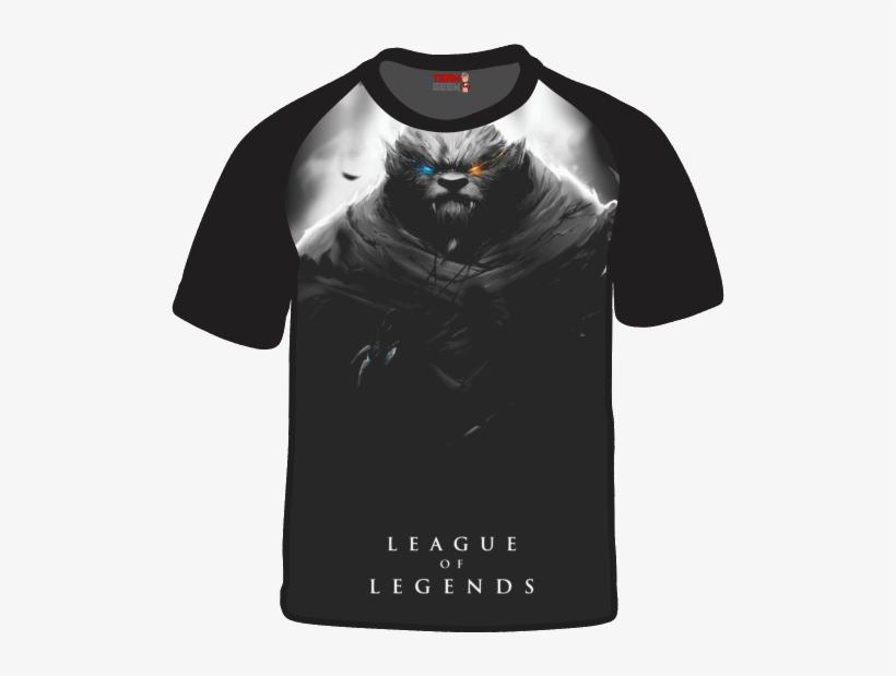 4dd7a61f12 Camiseta League Of Legends Rengar - Rengar Lol Poster - Free ...