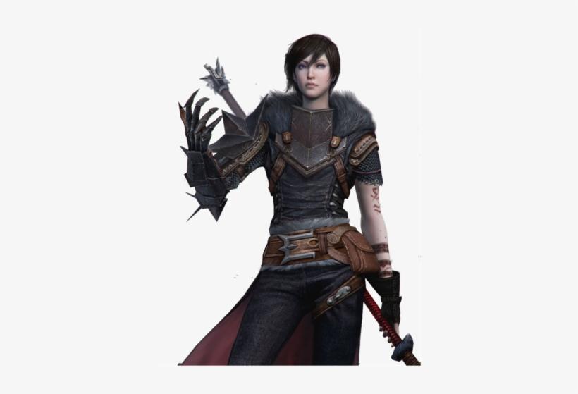Lady Hawke Dragon Age 2 - Dragon Age 2 Female Hawke, transparent png #3270993