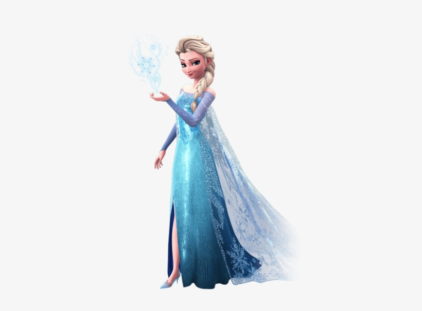 Queen Elsa - Kingdom Hearts 3 Frozen Elsa, transparent png #3271176