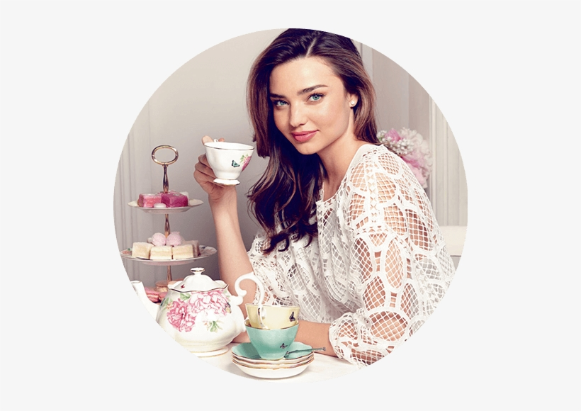 Get Your Very Own Miranda Kerr For Royal Albert 15 - Miranda Kerr Royal Albert Tea Set, transparent png #3273096