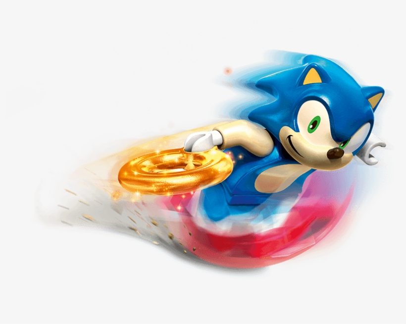 Lego Dimensions Sonic Main Lego Dimensions Level Pack Sonic The Hedgehog Free Transparent Png Download Pngkey